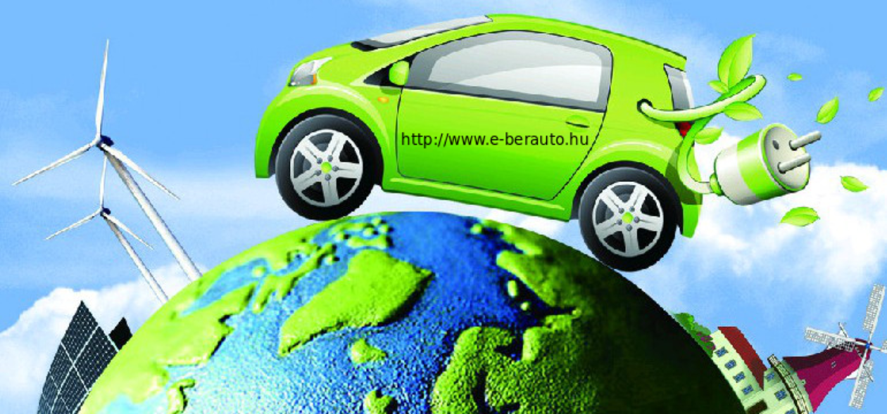 Elektromos autó bérlés Miskolc